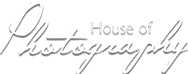 House of Photography Logo