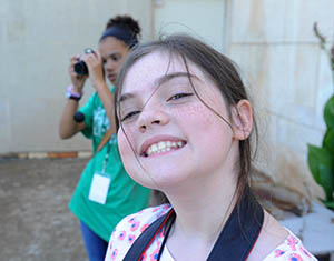 Laugh and Have Fun at Photography Camp